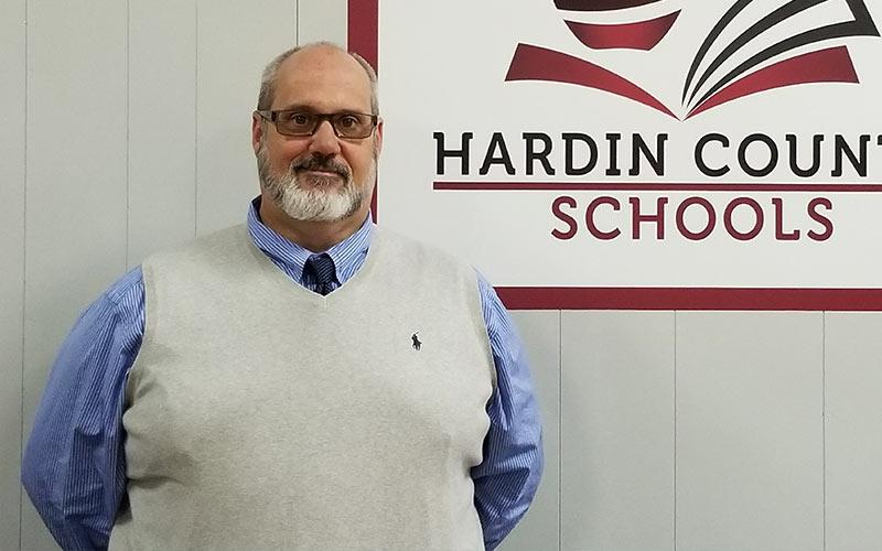 Greg Wyatt picture Secondary Supervisor Hardin County School System
