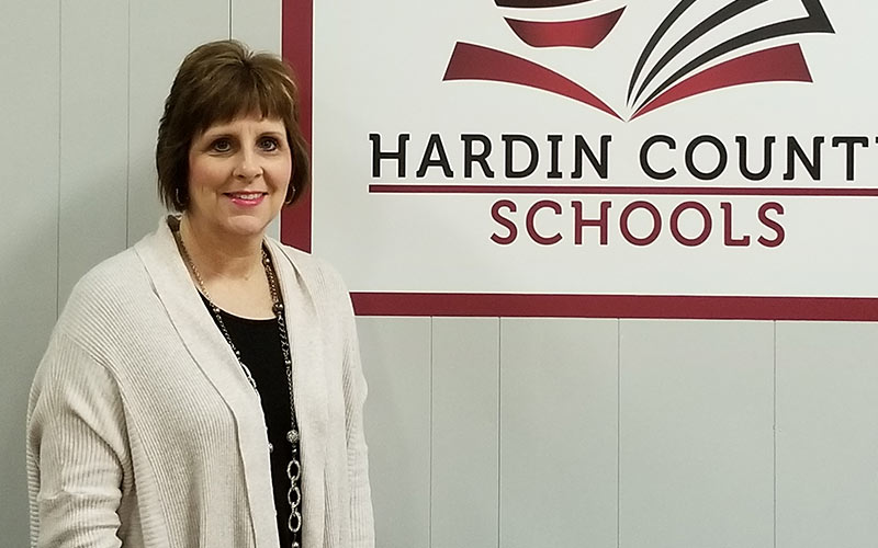 Mitzi Baker RTI2 District Supervisor, Hardin County Schools