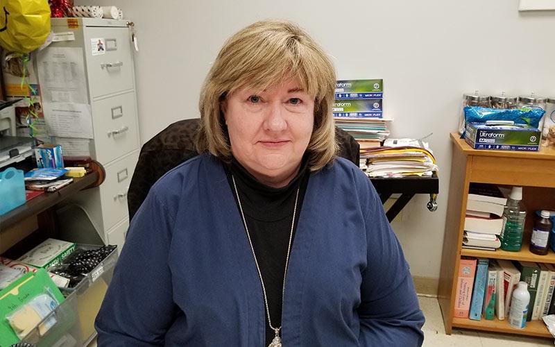 Phyllis-McDaniel,-RN School Nurse
